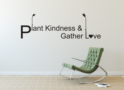 Wall  art Plant Kindness